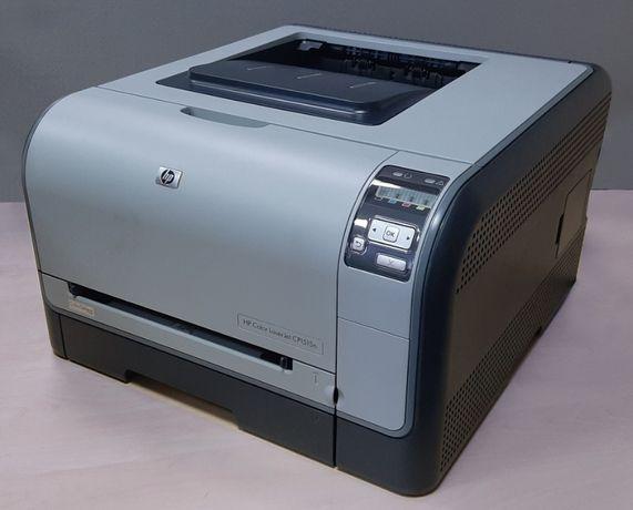 Цветной лазерный принтер HP Color LaserJet CP1515n