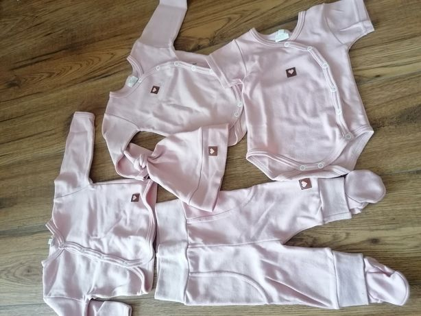 Zestaw ubrań dla noworodka