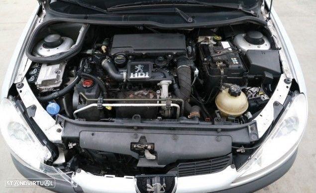 Motor Peugeot 206 307 207 Bipper 107 1007 1.4hdi 69cv 8HV 8HW 8HX 8HZ 8HS Caixa de Velocidades