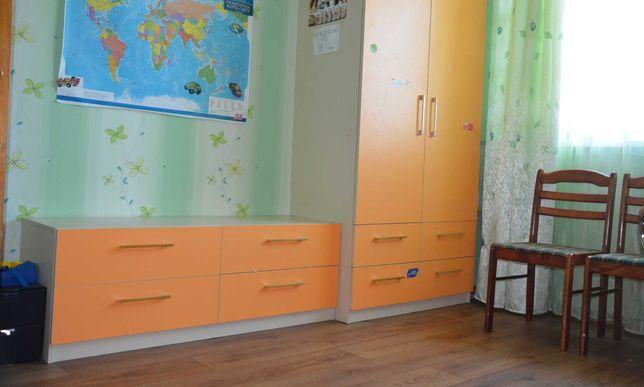 Мебель детская в комнату, стенка, компьютерный стол, шкаф для вещей