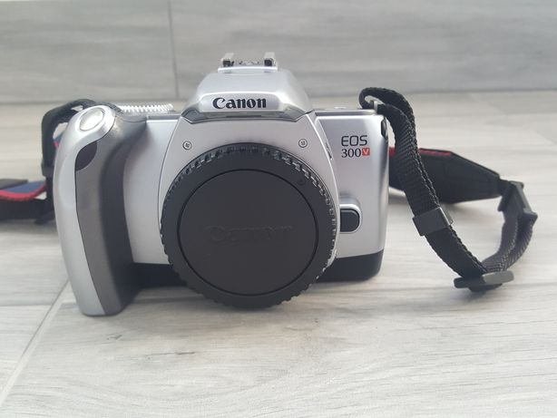 Canon EOS 300V Rebel Ti analógica NOVA