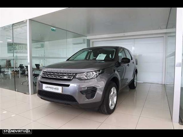 Land Rover Discovery Sport 2.0 eD4 Pure