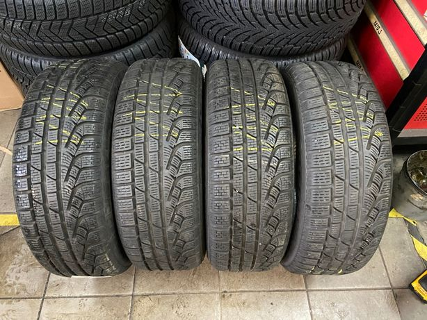 205/55R17 Pirelli SottoZero 2 Run Flat Używane 111