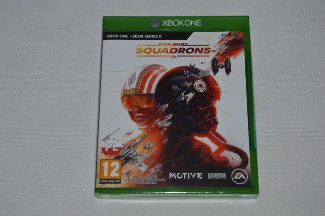 Star Wars Squadrons Xbox One Nowa folia
