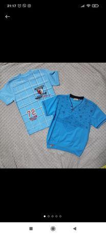 Набор новых футболок