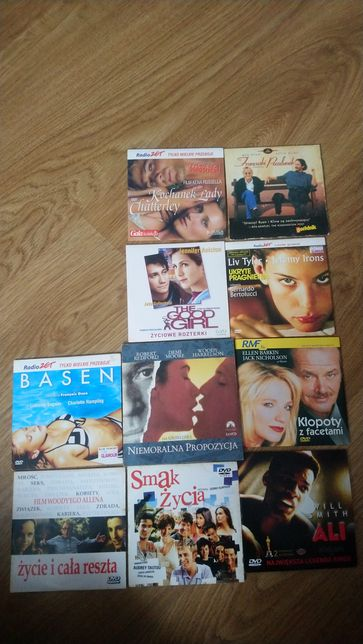 Filmy dvd vcd plyty