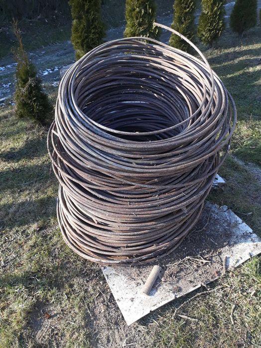 drut stalowy 12mm w rolce okolo 600kilo Biecz - image 1
