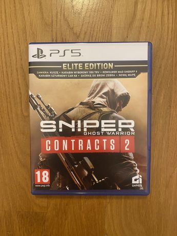 Sniper Ghost Warrior Contracts 2 Elite Edition (PS5)