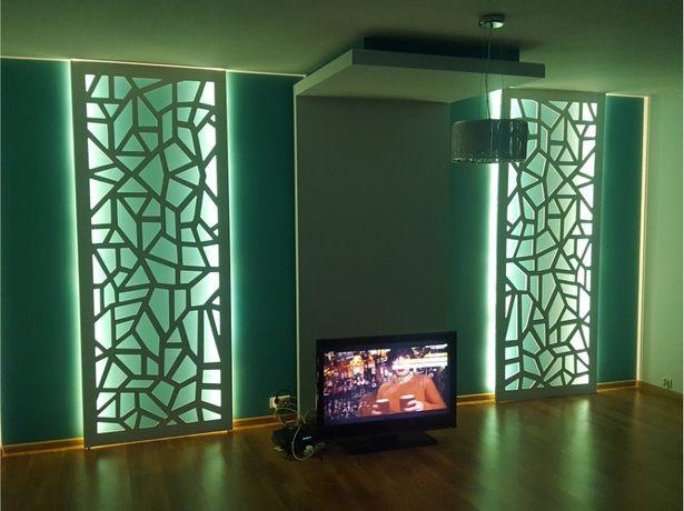 Ścianka Ażurowa Maskownica Element Ażurowy Wymiar 105 x 195 cm