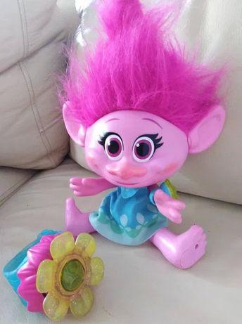 Interaktywna zabawka trol POPPY