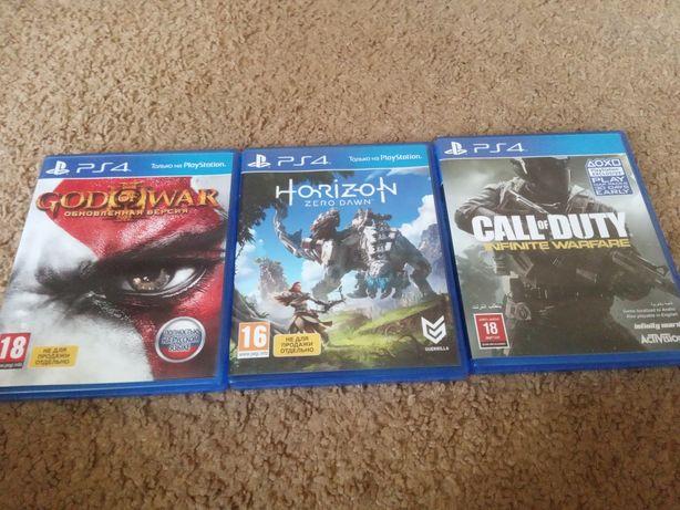 Продам диски на PS4