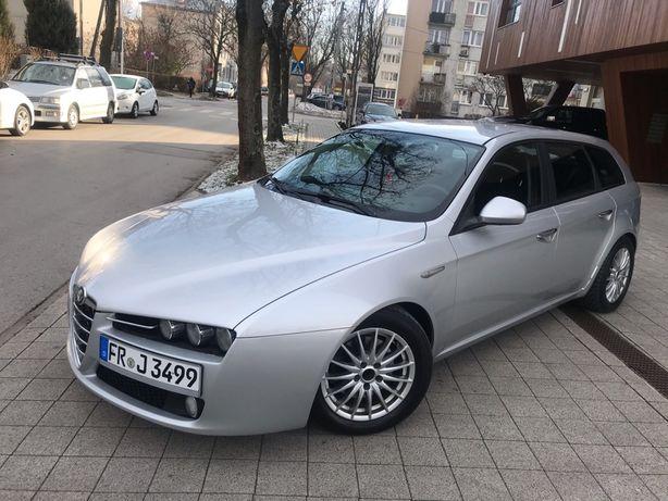 Alfa Romeo 159_AUTOMAT_1.9 JTD_Nawigacja_ Bardzo Zadbana_OPŁACONA_2007