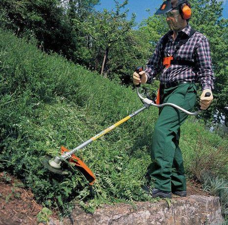 покос травы , чистка участка , вывоз мусора