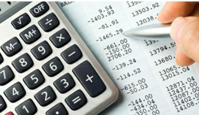 Решение задач, написание текстов, бухгалтерские услуги
