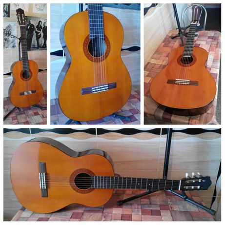 классическая гитара YAMAHA (Ямаха)  C-40  обмен на акустическую гитару