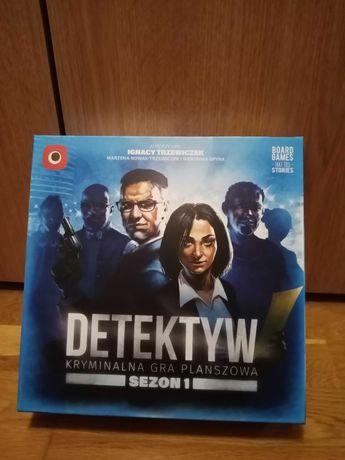 Nowa gra kryninalna detektyw sezon 1