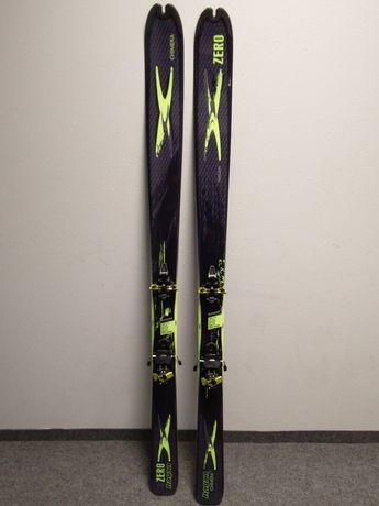 Narty skiturowe, freetourowe, zestaw skiturowy, Hagan Chimera Zero.