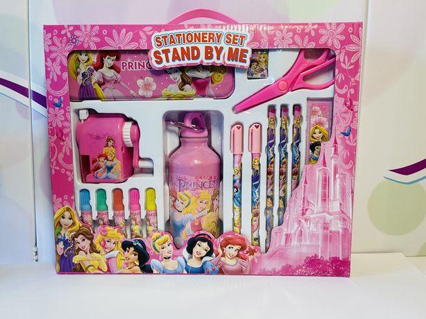 Детский подарочный набор канцелярии принцесса Дисней