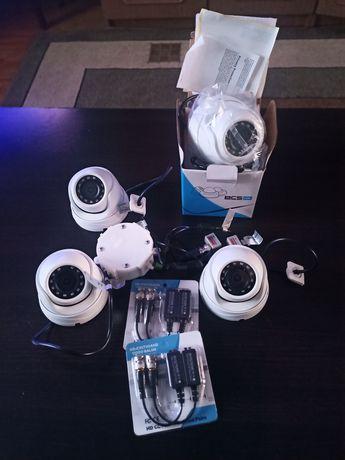 Zestaw kamer BCS-DMQ 1200ir e