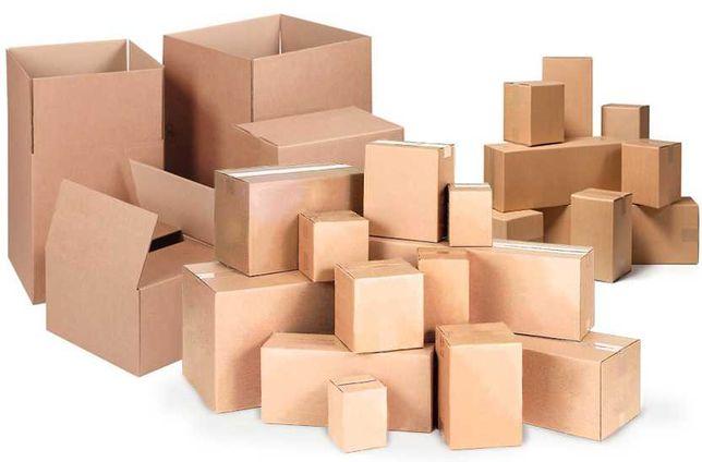 Коробки картонні