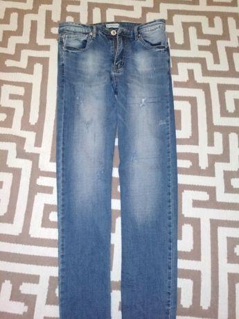 Джинсы подростковые, штаны