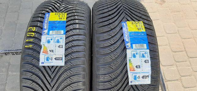 Резина зимова, нова, Michelin Alpin 5 225\50 R17 (арт.1102)