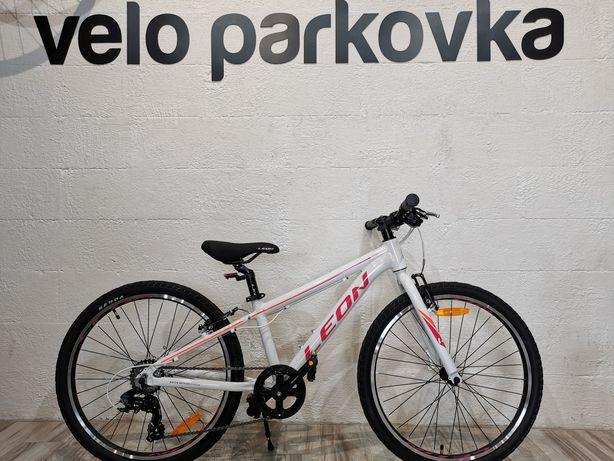 Новий дитячий велосипед! Leon JUNIOR 24 +ПОДАРУНОК