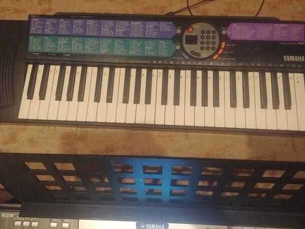 Keybord Yamaha PSR 77
