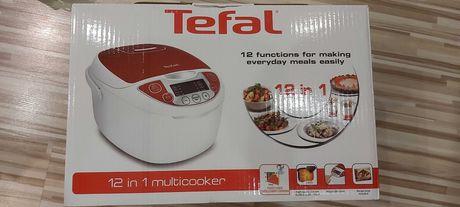 Multicooker Tefal RK7051 Kombiwar 12 w 1 NOWY!