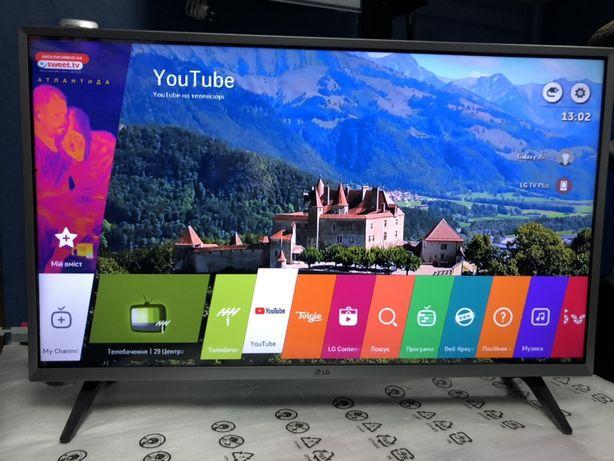 """Телевізор 32"""" LG 32LH590U, 32LJ594U. Smart TV, WiFi"""