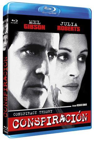 Conspiración/Teoria da Conspiração(Blu-Ray)-Importado