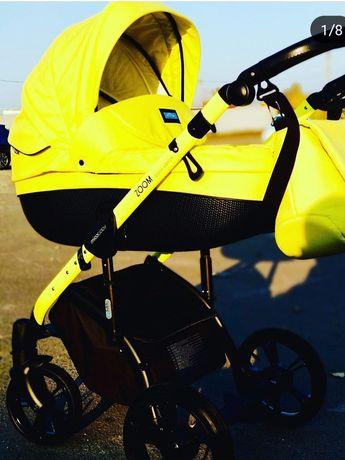 Mioobaby zoom 3в1 детская коляска