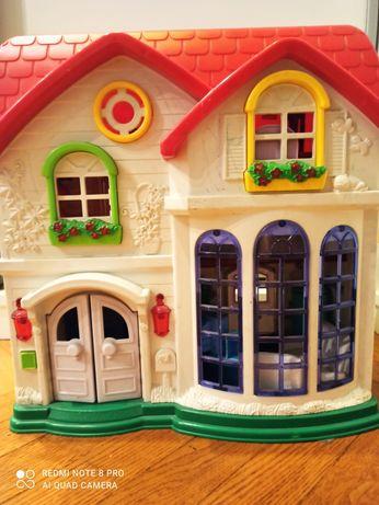 Domek dla lalek plus dodatki