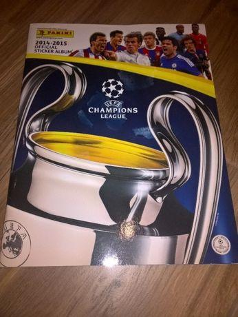 Album Panini UEFA Champions League 2014/2015