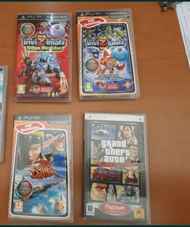 Pack jogos PSP 2 jogos