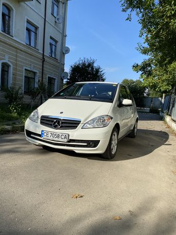 Mercedes A 180 дизель максималка