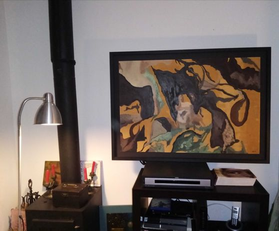 Pintura Quadros a Óleo