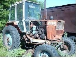 трактор юмз 6 на ходу Новогригорьевка - изображение 1