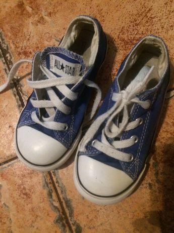 Кеды мокасины детские  Converse all stars размер 25 UK 9 стелька 16 см