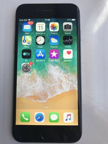 iPhone 6 64 gb, stan idealny, bateria 100%
