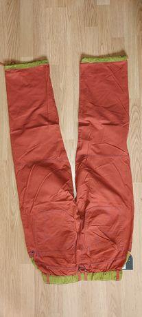 Spodnie wspinaczkowe milo poha brazowe M