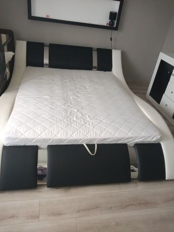 Łóżko łoże bez materaca
