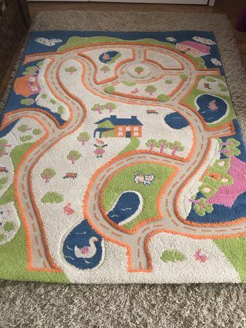 Ковер в детскую, детский ковёр