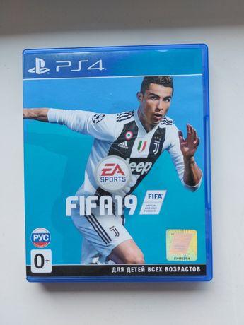 FIFA 19 ps4 rus Ужгород