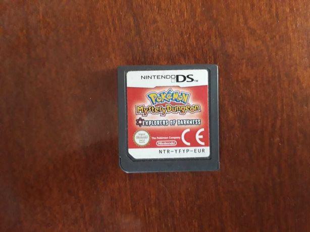 Pokemon Mystery Dungeon Explorers Of Darkness | Nintendo DS / 3DS