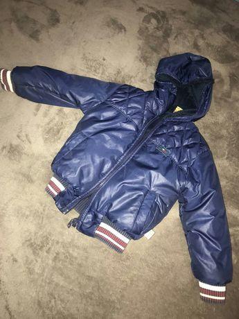 Куртка для хлопчика до 2 рочків