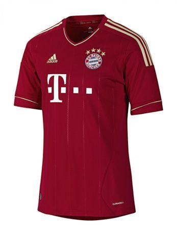 Футболка (клубная) FC Bayern München_2011/2012_Официальная (оригинал)
