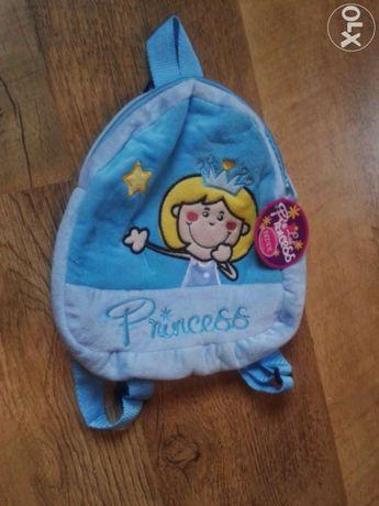 Plecaczek dziecięcy nowy