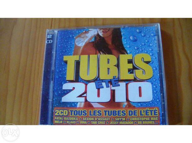 Tubes ètè 2010 2cds