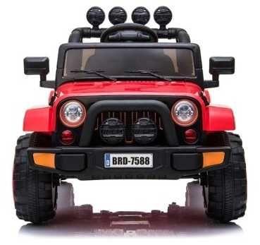 Auto na akumulator JEEP Pilot Skóra Eva SAMOCHÓD dla dziecka